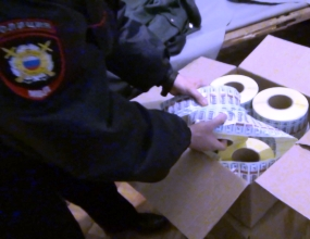 В Подмосковье и Ярославле ликвидированы два цеха по производству контрафактного алкоголя
