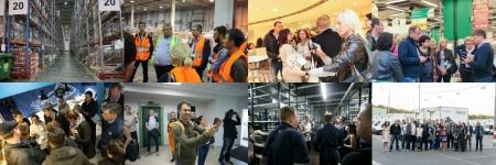 «Клуб BBCG» отправляется на новейшие объекты продуктового ритейла