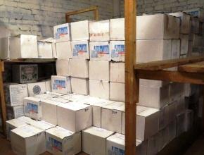 Тюменская полиция изъяла контрафактный алкоголь на сумму более 3 млн рублей