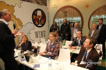 ПРОДЭКСПО - важный элемент развития российского виноделия. ФОТО