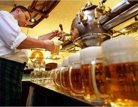 В прошлом году чехи сварили рекордное количество пива