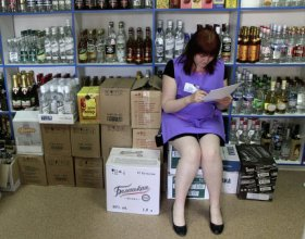 Свыше 120 точек продажи алкоголя было проверено с начала марта в Подмосковье