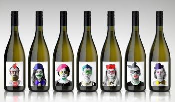 The Creative Method персонализировали винные этикетки. ФОТО