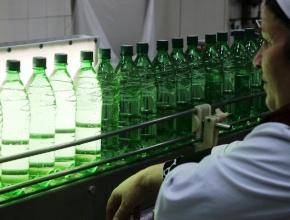 Объем российского рынка минеральной и питьевой воды снизился на 6%