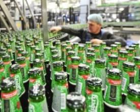 Carlsberg за полугодие сократил продажи в России на 2%