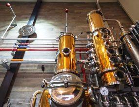 В Японии впервые начали делать джин