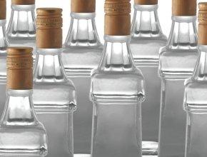 Россия ощутимо сократила экспорт водки