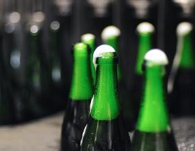 Ростовские виноделы впервые выпустили около 30 тыс. бутылок игристого вина ЗГУ