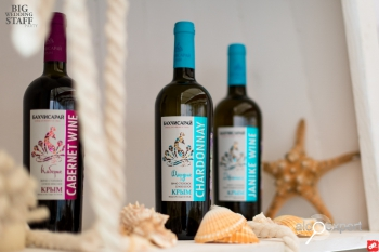 Крымское вино из «золотого треугольника»