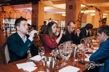 Лучшие вина Голицынского Фестиваля. ФОТО