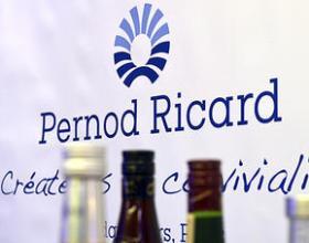 Рост выручки Pernod Ricard замедлился в 3-м финквартале из-за Китая и Индии