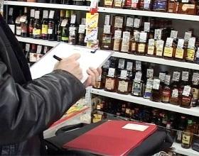 В Набережных Челнах в одном из магазинов изъяли почти тонну фальсифицированного алкоголя
