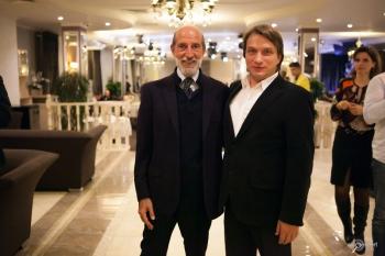Фестиваль Луки Марони в Москве: лоза Леонардо, монах с Афона и вино из России