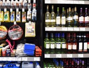 Алкоголь на заправках продавать не разрешат