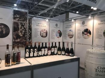 Компания «Кубань-Вино» представила свою продукцию на выставке «METRO EXPO» в Москве
