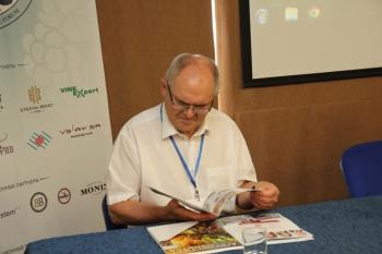 Журнал «АЛКОЭКСПЕРТ-НАПИТКИ» на IV Черноморском Форуме Виноделия