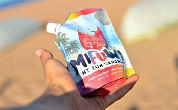 Дой-паки с винными напитками Mifuwi готовы произвести фурор на рынке Великобритании