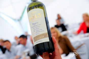 Винодельня «Юбилейная» на фестивале Луки Марони. ФОТО