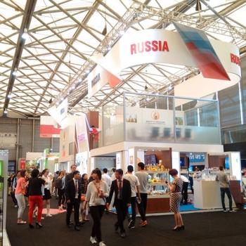 На выставке SIAL China 2017 повышенный интерес посетителей вызвала сувенирная продукция АО «Татспиртпром»