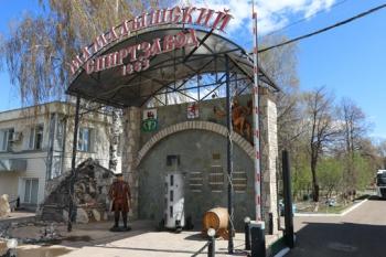 Ирек Миннахметов наполнит «Святую Чашу» в Мамадыше. ФОТО