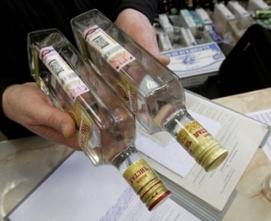 Рынок алкоголя: черные начинают и выигрывают