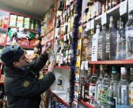 В Подмосковье в 10% случаев торгуют алкоголем с нарушениями