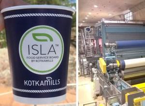 В Финляндии разработали уникальный упаковочный материал ISLA