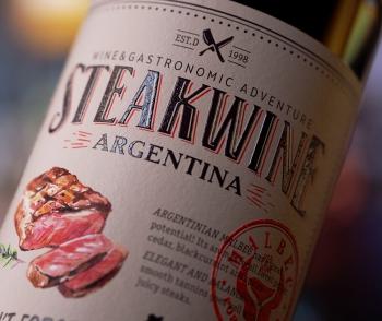 Ohmybrand представляет вино для стейков. ФОТО