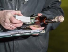 Росалкоголь обнаружил в Саратове 1 млн бутылок подпольного алкоголя