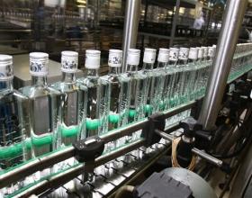 Производство водки выросло в РФ на 20,5%