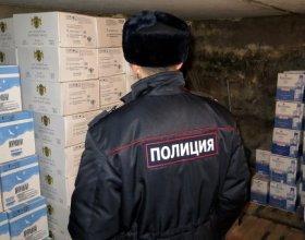 Около 800 бутылок алкоголя изъяли из незаконного оборота в Волоколамском районе
