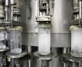 Производство водки в России за семь месяцев выросло на 16 процентов