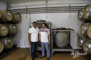 «Вино из России». Корабль «Долина Лефкадия» готов принять новых членов экипажа. ФОТО