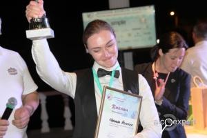 Победительница конкурса женщин-сомелье определена. ФОТО