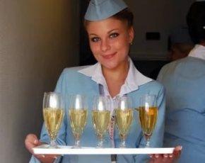 Виноделы пожаловались в ФАС на «Аэрофлот» из-за дискриминации российских вин