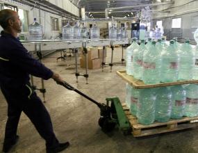 Роскачество выявило нарушения в 20% проверенной бутилированной воды