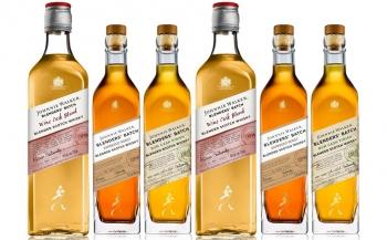 Johnnie Walker представил лимитированную серию виски Blenders' Batch