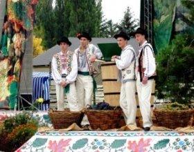 Молдова. В Национальном дне вина участвовали более 100 тыс. человек