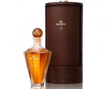 Patron представил бутылку текилы от Lalique за 7,5 тыс. долларов США