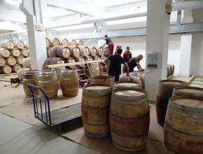 «Фанагория» открыла крупнейший винный подвал к 60-летнему юбилею компании