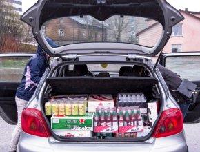 Финская газета: из-за поднятия акцизов финны стали покупать в Эстонии на 30-40 процентов меньше алкоголя, чем раньше