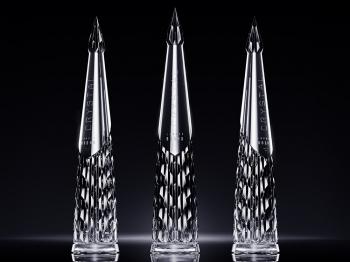 Торжественная водка Crystal. ФОТО