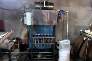 РАР: В Беслане пресечено производство поддельного шампанского. ФОТО