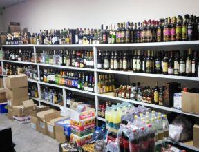 РАР: В Калининграде пресечена торговля контрафактным алкоголем