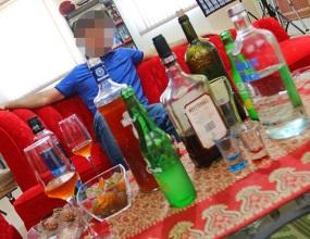 В Иране задержали 230 молодых людей за распитие алкогольных напитков