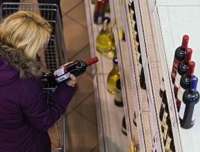 Минсельхоз поддержал идею увеличения доли российских вин в рознице