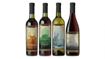 Вино по мотивам «Властелина колец» начали продавать в Сети