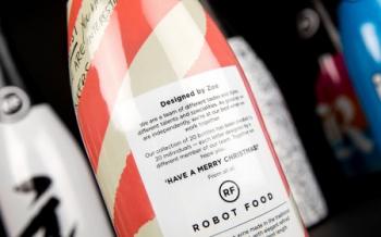 Такое разное шампанское от Robot Food. ФОТО