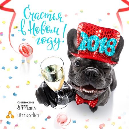 АЛКОЭКСПЕРТ поздравляет с Новым Годом!