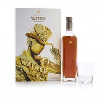 Ограниченная партия виски Johnnie Walker в шикарной упаковке. ФОТО